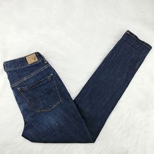 AEO | High Rise Skinny jean - NOT jeggings